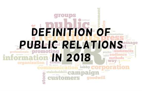 "defining public relations Similarly, this pr conversations blog post titled ""setting the stage for a defining  moment in public relations"" spoke to the promise and."