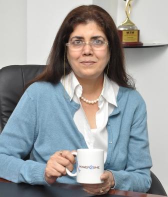 Sudha Sarin