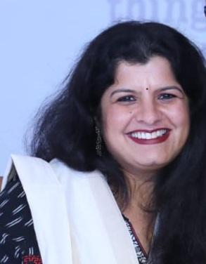 Dhruti Kapadia Krishnan