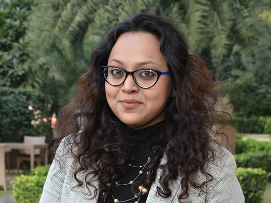 Matuli Madhusmita Swain
